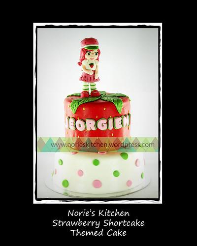 Norie's Kitchen - Strawberry Shortcake Cake by Norie's Kitchen
