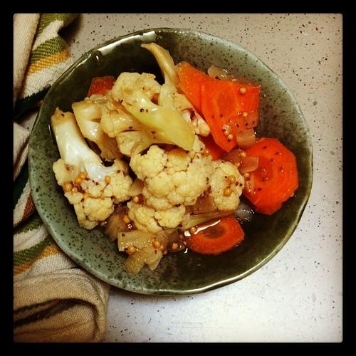 cauliflower chow chow