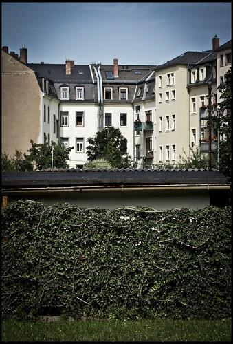 Pieschner Hinterhof