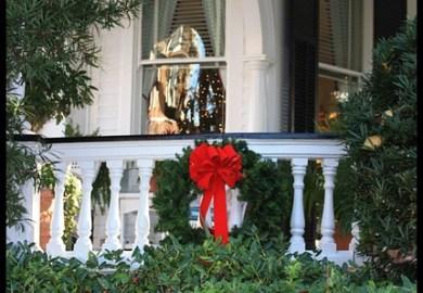 Christmas Home Tours Charleston Sc