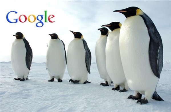 Google Penguin Update: Feedback Form Launches