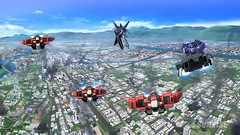 Gundam AGE 3 Episode 30 The Town Becomes A Battlefield Youtube Gundam PH 0066