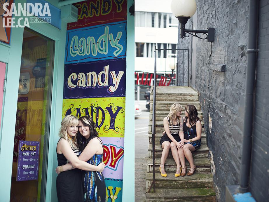 Jen + Holly