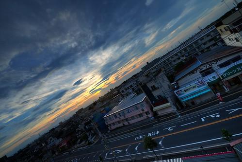 Day 197/366 : The Longest Skyline by hidesax