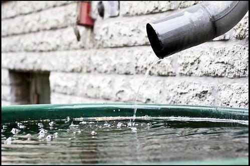 das Wasserfaß