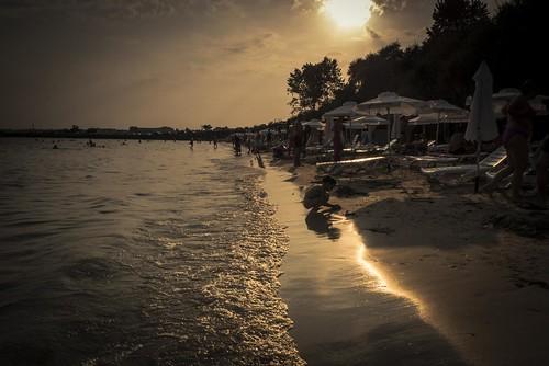 Don't Let The Sun Go Down (On The Beach) (Nessebar, Bulgarie) - Photo : Gilderic