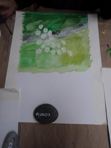 Watercolour workshop by me