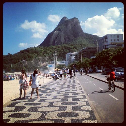 Sábado no Leblon Botafogo