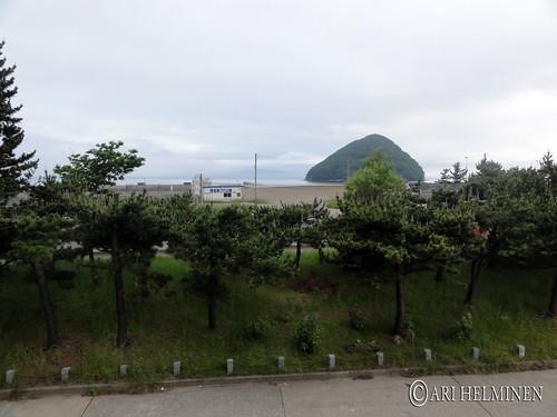 Asamushi coast