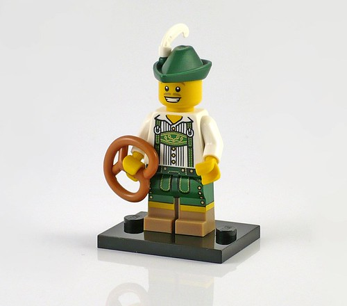 Recenzja: 8833 Collectible Minifigures Series 8 (2)