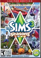 The Sims 3 Seasons Fact Sheet + Official Screens (11/5/12) (2/6)