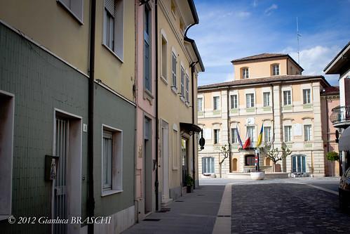 San Mauro Pascoli, 22 aprile 2012