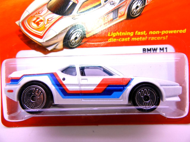 hot wheels hot ones bmw m1 (3)