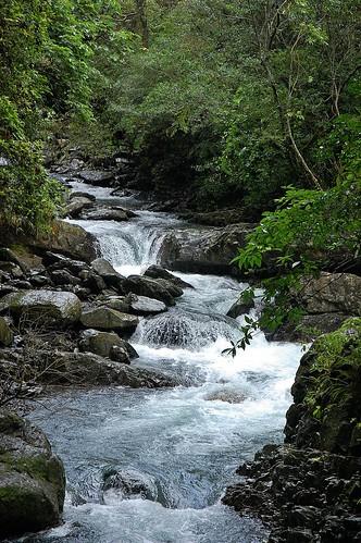 Yue Mei Keng Waterfall, Yilan