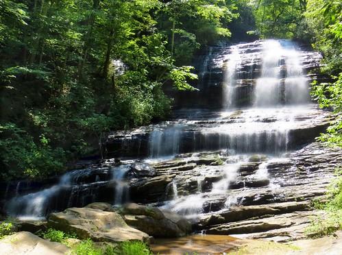 Pearson's Falls by waterfallshiker