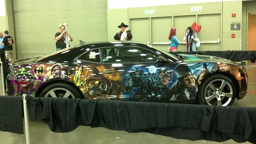 Customized Car at Otakon 2012