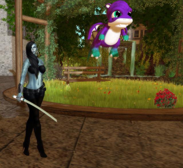 Fantasy Faire: House of RFyre & Solarium