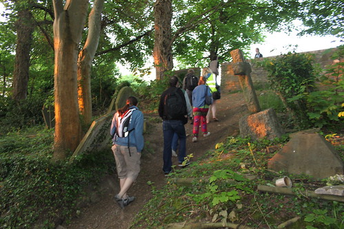 Early morning stroll around Arnos Vale for the dawn chorus