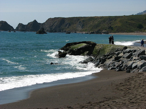 Goat Rock State Beach by madrigals