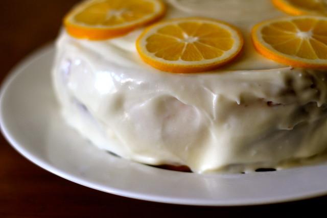Sunday: Cake for Mama