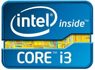 Intel i3 Logo