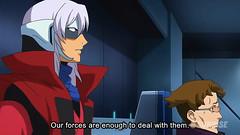 Gundam AGE 4 FX Episode 40 Kio's Resolve, Together with the Gundam Youtube Gundam PH (83)