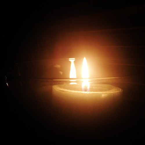 Candles in the night by rutroncal