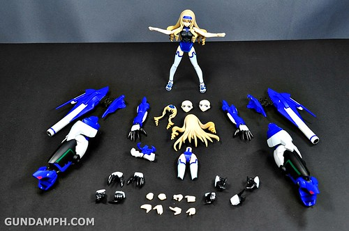 Armor Girls Project Cecilia Alcott Blue Tears Infinite Stratos Unboxing Review (19)