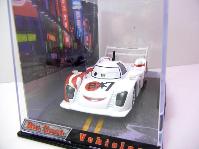 disney store cars 2 shu todoroki (2)
