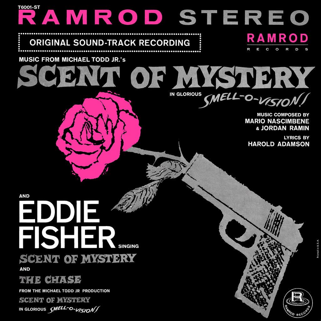 Mario Nascimbene & Jordan Ramin - Scent of Mystery