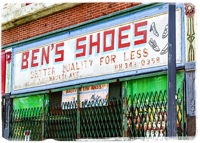 Ben's Shoes