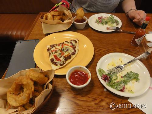 Lunch at omotesando