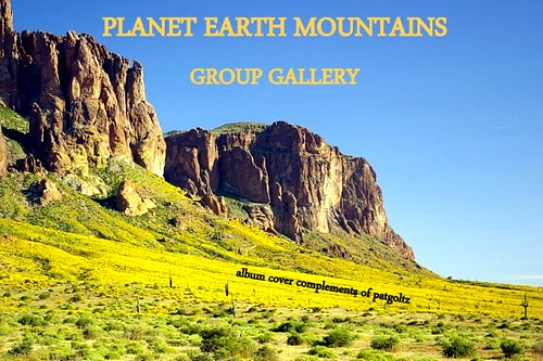 PLANET EARTH MOUNTAINS group gallery is now on display. More updates later this week.