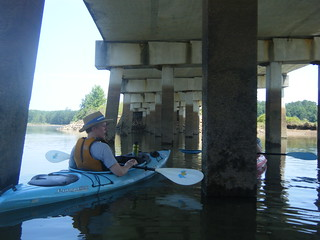 Alan Under Broad River Road