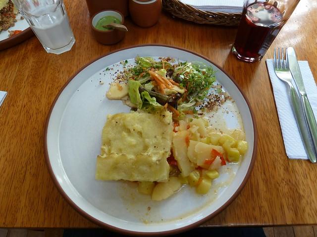 Granja heidi food