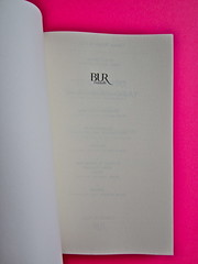 Oscar Wilde, Il ritratto di Dorian Gray.,BUR 2012. Art Director: Francesca Leoneschi / theWorldofDOT; imm. di cop.: @Kimi Recar. Pag. dell'occhiello (part.), 1