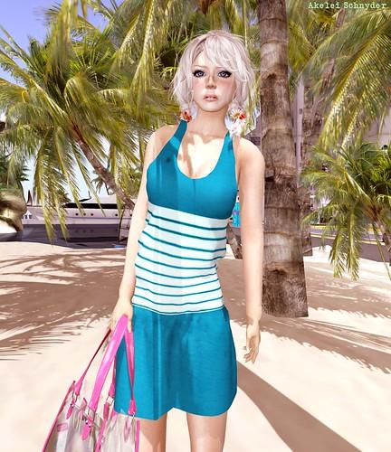 stripedress_Azul