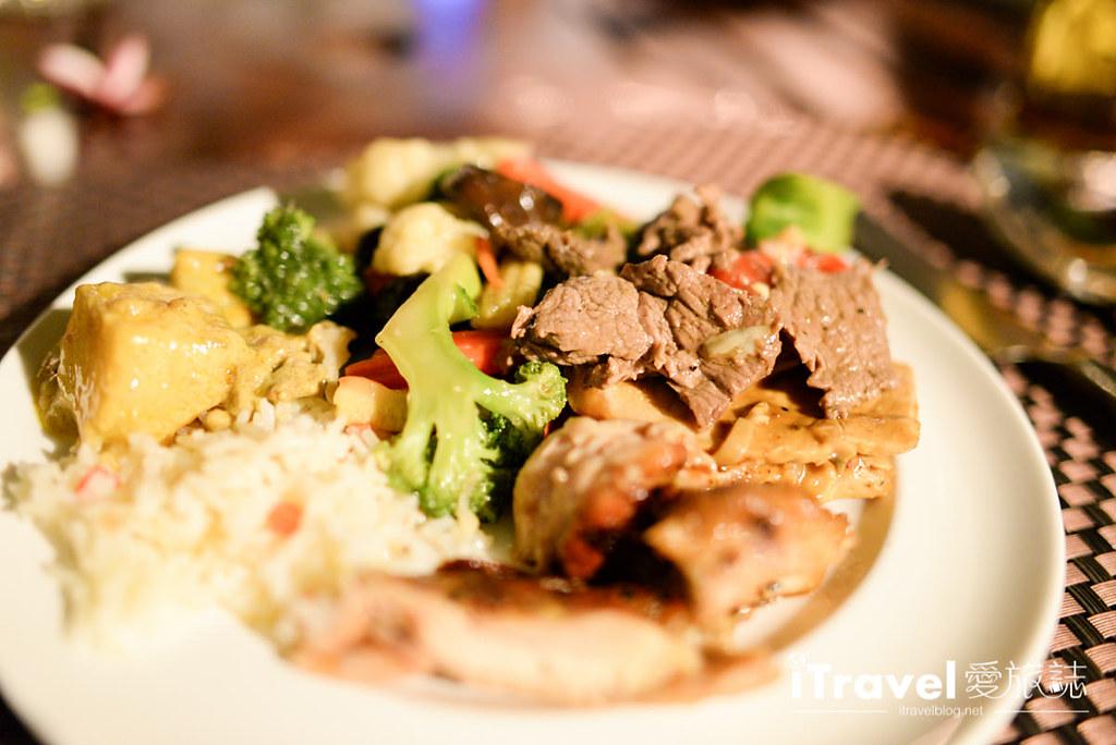 苏美岛自助餐厅 Kandaburi Resort Buffet dinner 19