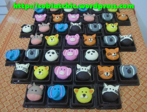 Minicupcake animal