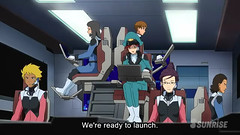 Gundam AGE 3 Episode 30 The Town Becomes A Battlefield Youtube Gundam PH 0040