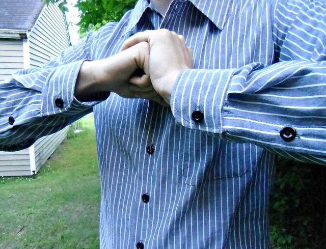 Negroni - sleeves