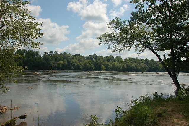 Cherokee Ford on the Broad River