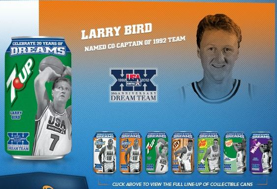 Larry Bird can