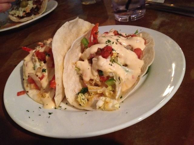 Shrimp tacos - Henry's House