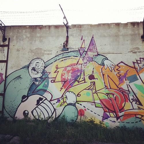 Art @ Patarei Prison