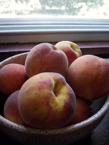Oklahoma peaches!