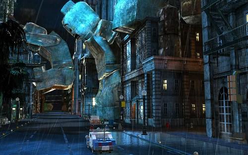Gotham Opens Up