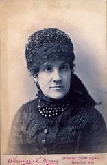 Somber, Albumen Carte de Visite, Circa 1880