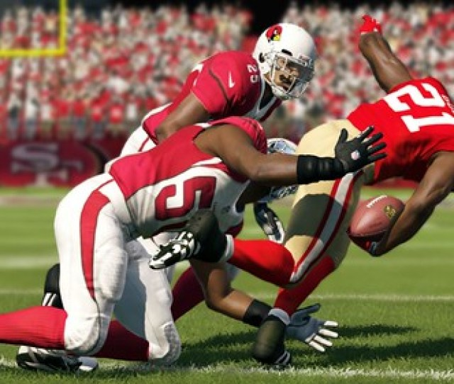 Madden Nfl 13 On Wii U And Kinect Makes Presnap Adjustments Easier Preview