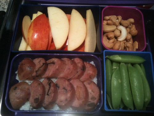 Bento #1: Lunch
